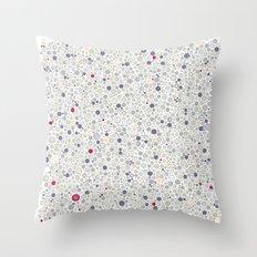 round city Throw Pillow