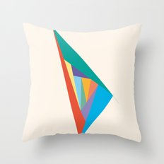 Oscillation Throw Pillow