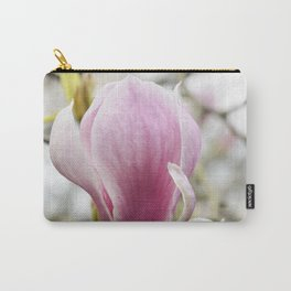 Singular Magnolia Carry-All Pouch