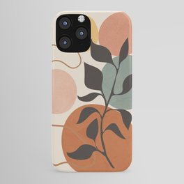 Abstract Minimal Shapes 23 iPhone Case