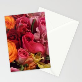 A Summer Bouquet Stationery Cards
