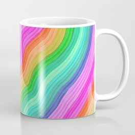 Wiggle Stripes Coffee Mug