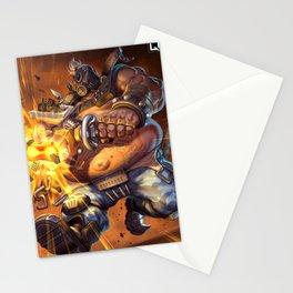 roadhog watch Stationery Cards