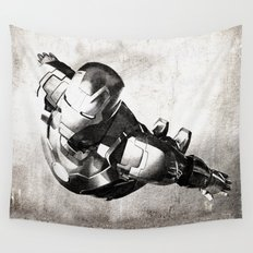 Iron Man III Wall Tapestry