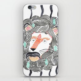 Listen to Your Lion iPhone Skin