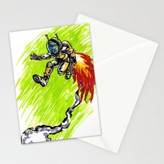 Blast Off! Stationery Cards
