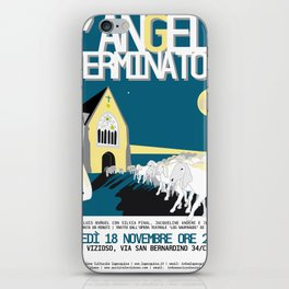 The exterminating angel iPhone Skin