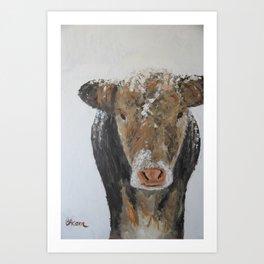Daisy (sm) Art Print