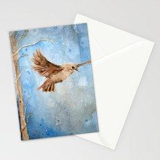 Snow Wanderer Stationery Cards