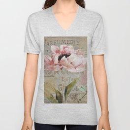 Le Fleur Jardin Unisex V-Neck