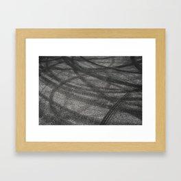 Skrrt Framed Art Print