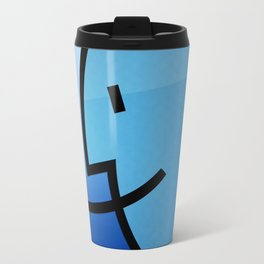 Apple style Travel Mug