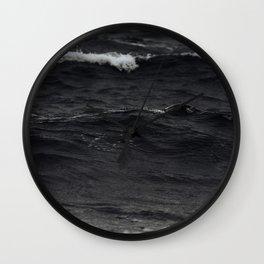 Deepest Tempest Wall Clock