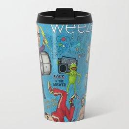 Weezer - Gosh Dang This Is Great! Travel Mug