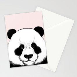 PANDA LOVE PRINT Stationery Cards
