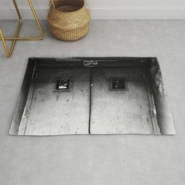 Closed Door Rug