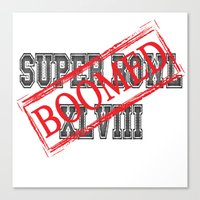 seahawks Canvas Prints featuring Seahawks' Super Bowl WIN by kltj11