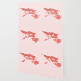 Blood / Wine Spill Wallpaper