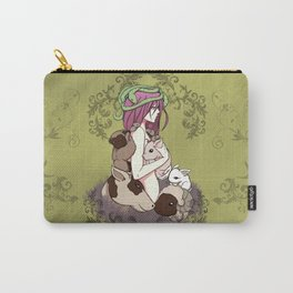 Animal Liberation Carry-All Pouch