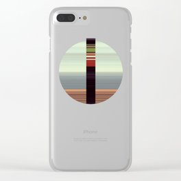 The Son of Man - Swipe Clear iPhone Case