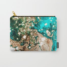 Resin Obsession #society6 #decor #buyart Carry-All Pouch