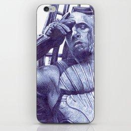 king Riddick  iPhone Skin