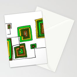 Permanent Line Stationery Cards