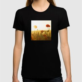 Sunset tulipe T-shirt