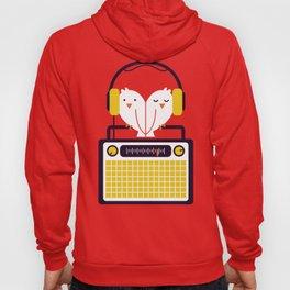 Radio Mode Love Hoody