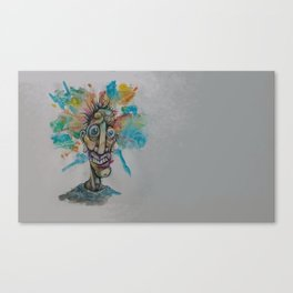 The Cosmic Derp (resized) Canvas Print
