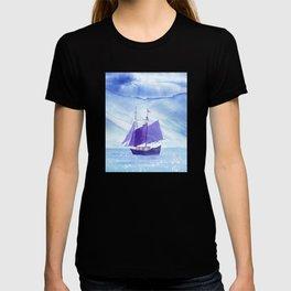 Sailing in Winter T-shirt