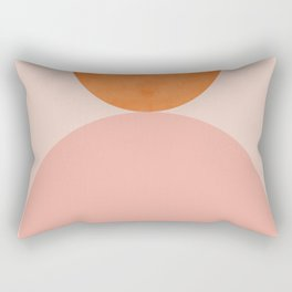 Abstraction_Balance_Minimalism_003 Rectangular Pillow