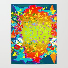 GRAFF EXPLOSION Poster
