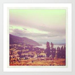 Grand Lake Colorado Art Print
