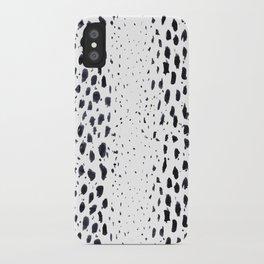 Brushed Wild iPhone Case