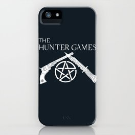 The Hunter Games iPhone Case