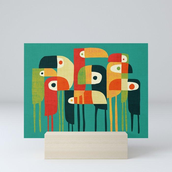 Toucan Mini Art Print