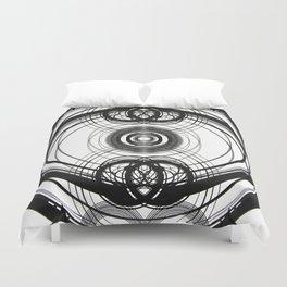 black and white II Duvet Cover
