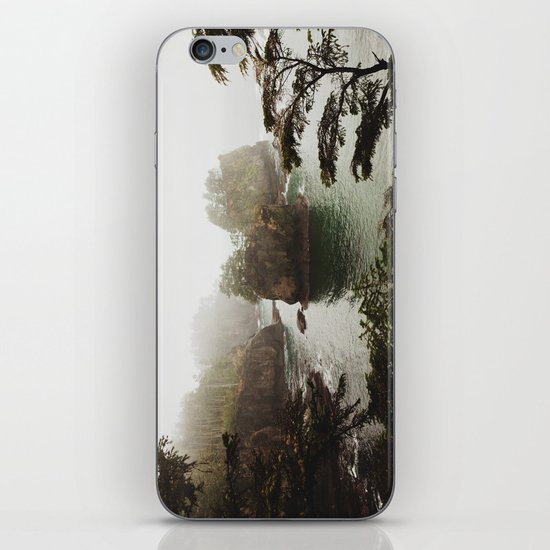 Cape Flattery iPhone & iPod Skin