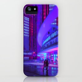 Hyperreal iPhone Case