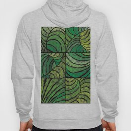 Tropic Night Green Hoody