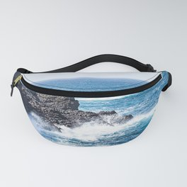 Crashing Surf Fanny Pack