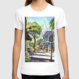 Duval Street, Key West T-shirt
