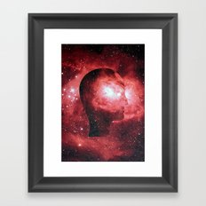 Head Space (No.3) Framed Art Print