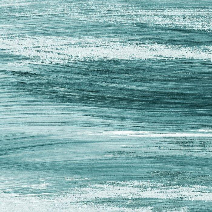 hazy emerald sea Leggings