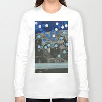 code Long Sleeve T-shirts featuring Morse Code by Naomi Vona