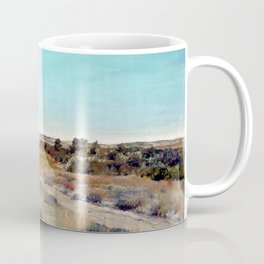 William Merritt Chase First Touch of Autumn Coffee Mug