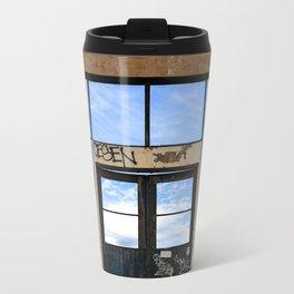 Gate Travel Mug