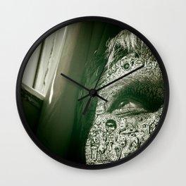 Hives Wall Clock