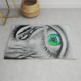 Tears for a lost soul Rug